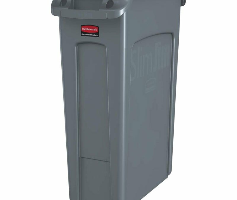 Contenitore Slim Jim Rubbermaid