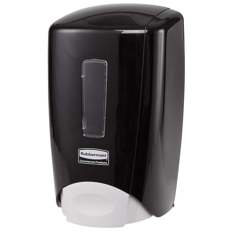 Dispenser-Sapone-Rubbermaid-Flex-black