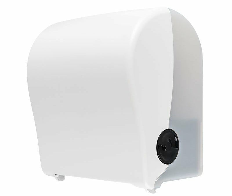 Dispenser autocut asciugamani carta