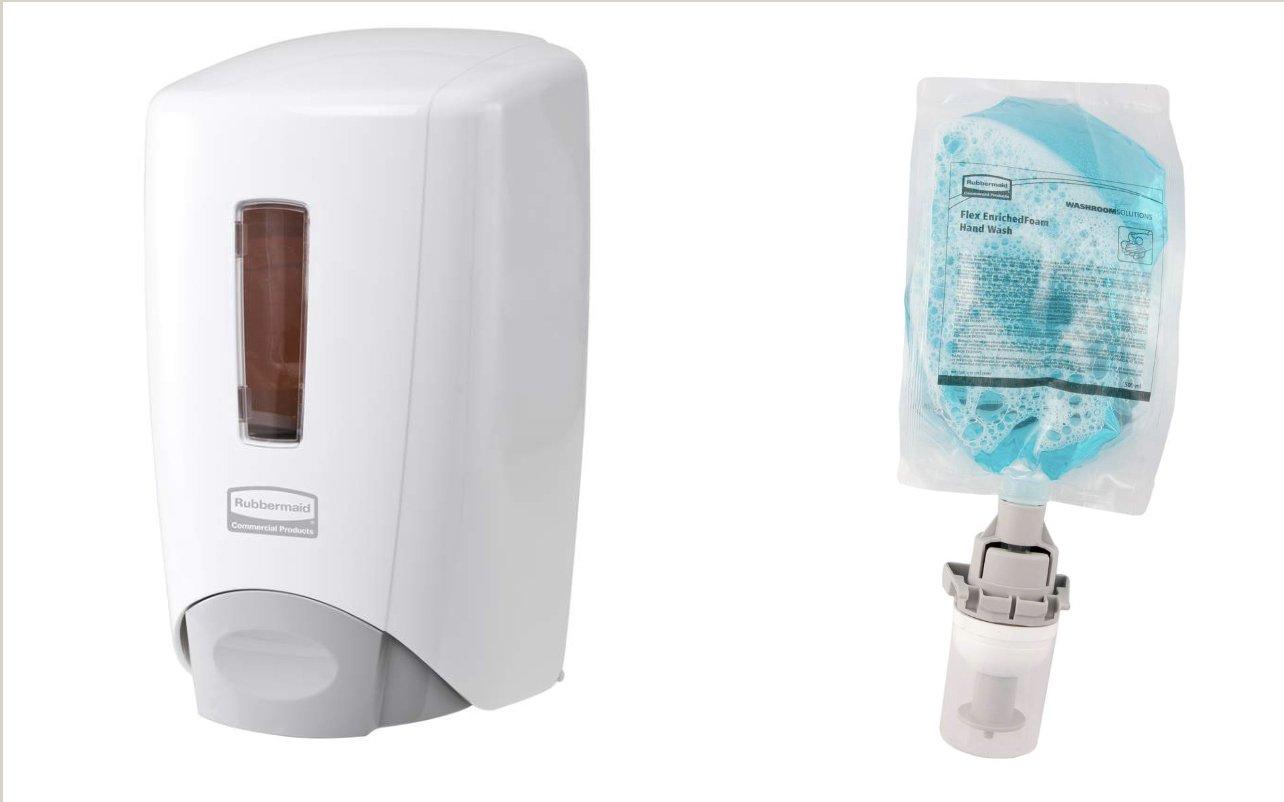schiuma flex dispenser copy