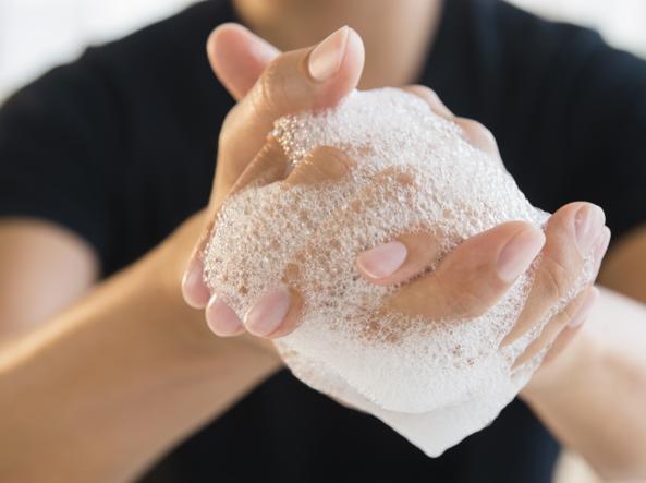 Igiene e prevenzione – pulizia delle mani